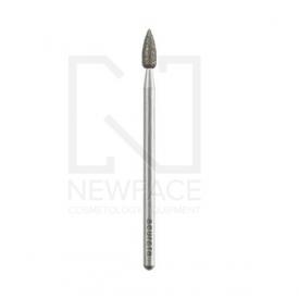 Frez diamentowy do skórek i płytki fi 3,0mm łezka