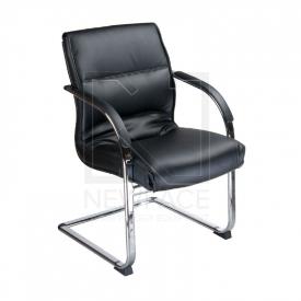 Fotel Konferencyjny Corpocomfort BX-3346 Czarny