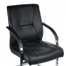 Fotel Konferencyjny Corpocomfort BX-3345 Czarny #1