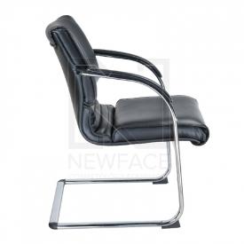 Fotel Konferencyjny Corpocomfort BX-3339B Czarny #3
