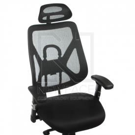 Fotel Ergonomiczny Corpocomfort BX-W4310 Czarny #2