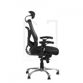 Fotel Ergonomiczny Corpocomfort BX-W4310 Czarny #7