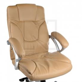Fotel Ergonomiczny Corpocomfort BX-5786 Kremowy #2
