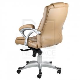 Fotel Ergonomiczny Corpocomfort BX-5786 Kremowy #3