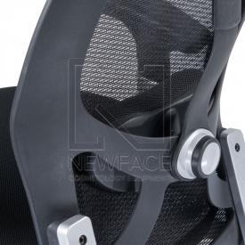 Fotel Ergonomiczny Corpocomfort BX-4028A Czarny #2