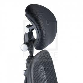 Fotel Ergonomiczny Corpocomfort BX-4028A Czarny #3