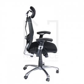 Fotel Ergonomiczny Corpocomfort BX-4028A Czarny #5