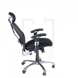Fotel Ergonomiczny Corpocomfort BX-4028A Czarny #6