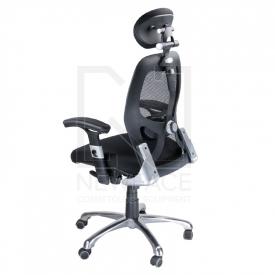 Fotel Ergonomiczny Corpocomfort BX-4028A Czarny #7