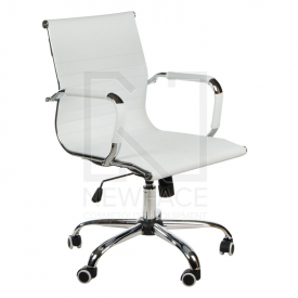 Fotel Biurowy Corpocomfort BX-5855 Biały #1