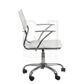 Fotel Biurowy Corpocomfort BX-2015 Biały #3