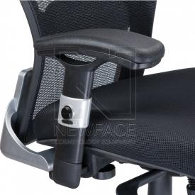 Fotel Ergonomiczny Corpocomfort BX-4029A Czarny #5