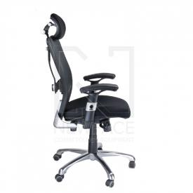 Fotel Ergonomiczny Corpocomfort BX-4029A Czarny #7