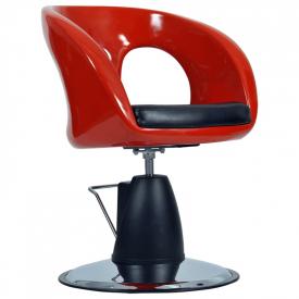 Fotel Ovo Red