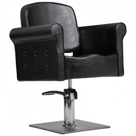 Fotel Miami -Czarny