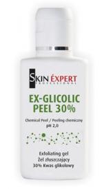 SkinExpert Ex-Glicolic Peel 30%, 100 Ml