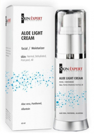 SkinExpert Aloe Light Cream, 60 Ml