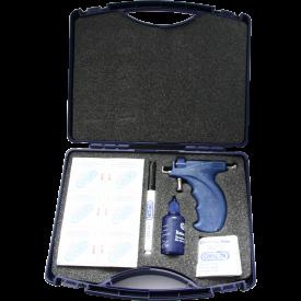 Pistolet do przekłuwania uszu Caflon System BLU