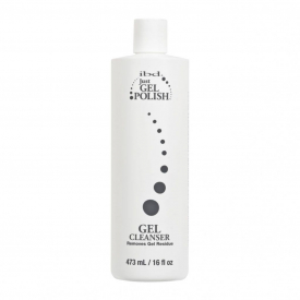 IBD Just Gel Polish Cleanser, 473ml