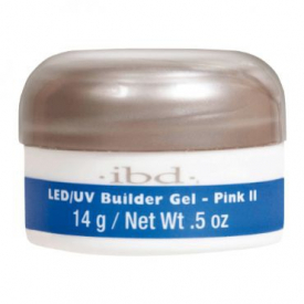 IBD LED/UV BUILDER GEL, 14G PINK II
