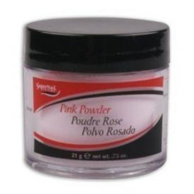 Puder akrylowy Pink Powder - różowy, 21g