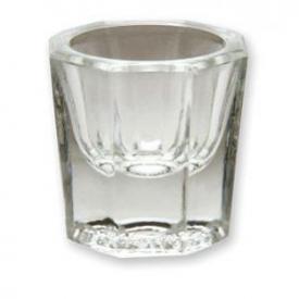 Szklane naczynko - Glass Dappen Dish, 7 ml