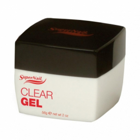 SuperNail Żel Clear Gel, 56 g #1