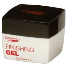 Supernail Żel Finishing Gel, 14 g #1