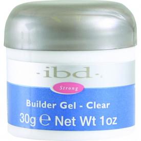 IBD Builder Clear, 30g - przezroczysty żel budujący