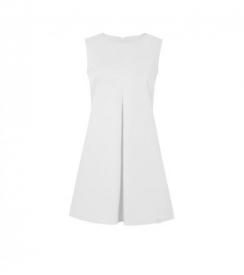 Sukienka Kosmetyczna Vena Beauty Biała, Rozmiar 40