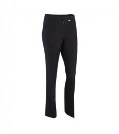 Spodnie Kosmetyczne Czarne, Rozmiar 48