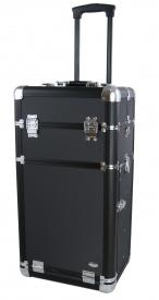 Kufer Kosmetyczny Na Rolkach ND4 Black