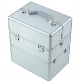 Kufer Kosmetyczny NS06 Silver #1