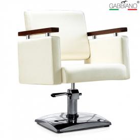 Gabbiano Fotel Fryzjerski Q-2311 Beżowy #1