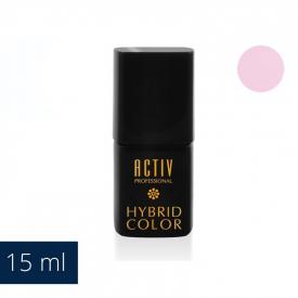 Lakier Hybryd UV LED 06 Pink French Mleczny Róż 15ml #1