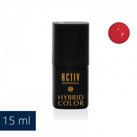 Lakier Hybryd UV LED 17 Soda Pop Pink Soczysty Róż 15ml
