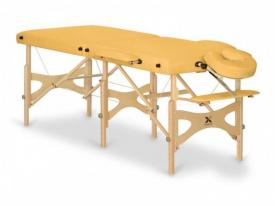 Stół do masażu Alba, Szerokość 60 cm (Stelaż Buk Naturalny)