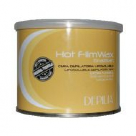 Depilia Brazilian Hot Filmwax 500 ml