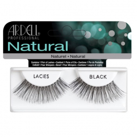Ardell Natural Lacies Black #1
