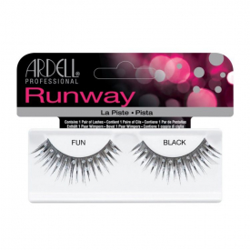 Ardell Runway FUN Black