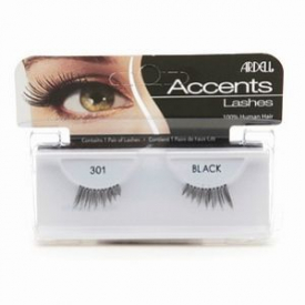 Ardell Rzęsy Accents #301 Black