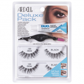 Ardell Rzęsy Deluxe Pack 120 Black
