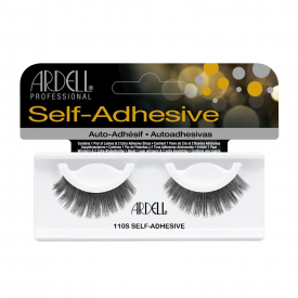 Ardell Self-Adhesive Lashes Demi Wispies BLACK #1