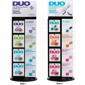 DUO Counter Spinner Display - zestaw 48 szt ze stojakiem