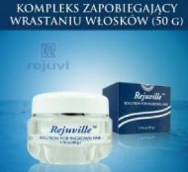 Rejuville Solution For Ingrown Hair 50 Ml- Krem Zapobiegający Wrastaniu Włosów
