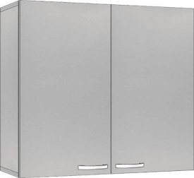 System Modułowy SGN 60 Szafka Górna Niska 72cm, Płyta Połysk, szerokość 60 cm