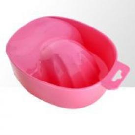 Miseczka do manicure różowa