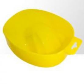 Miseczka do manicure żółta