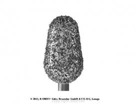 Frez Diamentowy Super Grube Ziarno Modzele, Grube Paznokcie (5369.104.090)