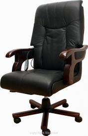 Fotel Osaka Black Wyprzedaż Modelu